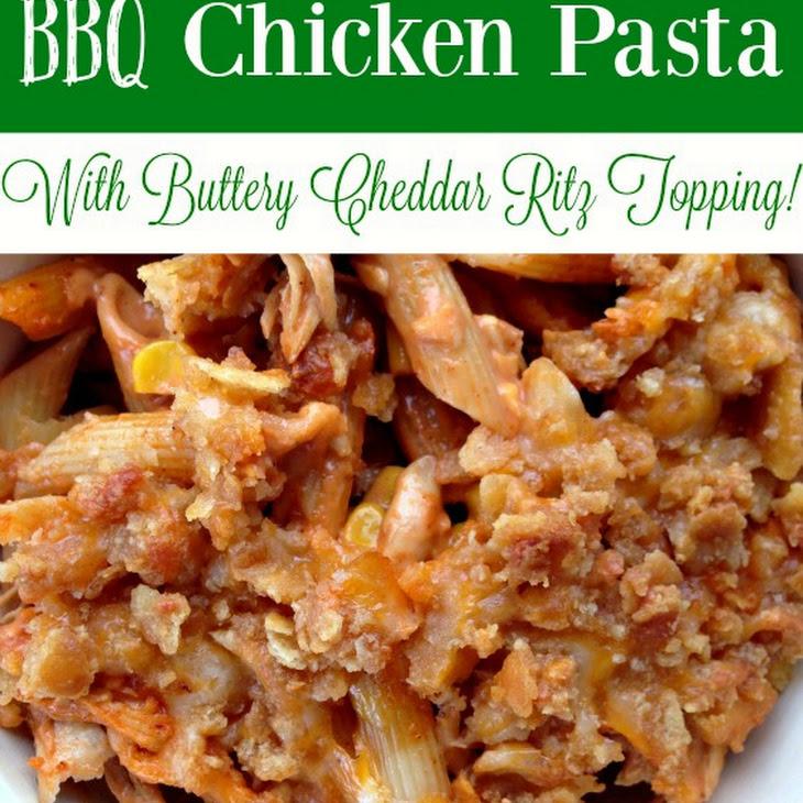 BBQ Chicken Pasta Recipe