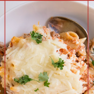 Penne Rigate With Ground Beef Recipes.