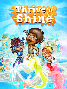 Thrive 'n' Shine- screenshot thumbnail