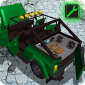 Demonter les pieces UAZ 3159 icon