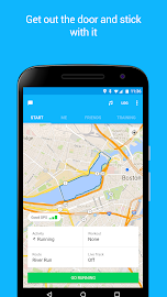 Runkeeper - GPS Track Run Walk Screenshot 1