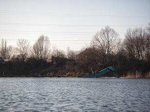 Photo: zatopiona kopara ?