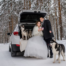 Wedding photographer Sergey Yashmolkin (SMY9). Photo of 26.02.2018