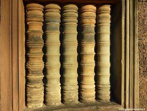 Photo: #004-Le temple hindouiste de Banteay Srei