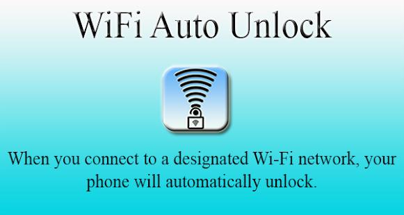 WiFi Auto Unlock 2019 for PC / Windows 7, 8, 10 / MAC Free