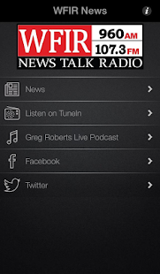WFIR News- screenshot thumbnail
