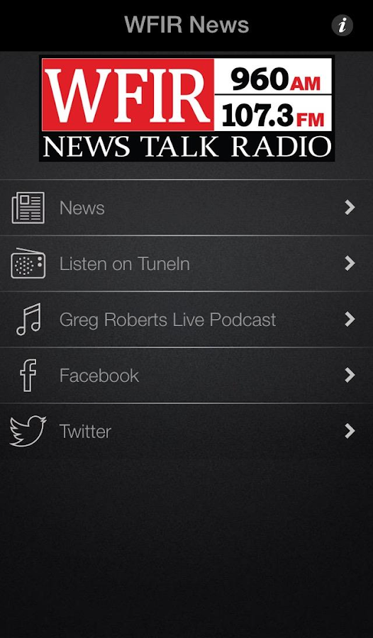 WFIR News- screenshot