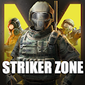 Striker Zone Mobile: Online Shooting Games icon