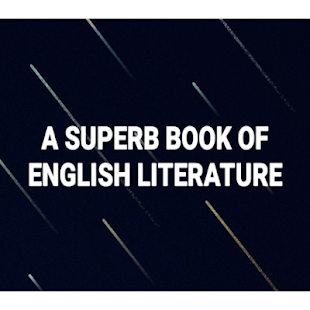 A SUPERB BOOK OF ENGLISH LITERATURE - náhled
