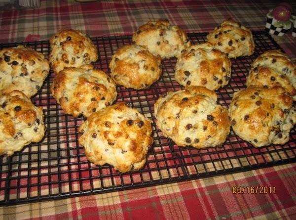 Irish Soda Breads (scones) Recipe