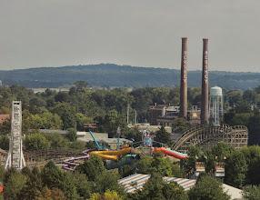 Photo: Hershey Park - Seven Roller Coasters - Chocolate World - Hershey PA