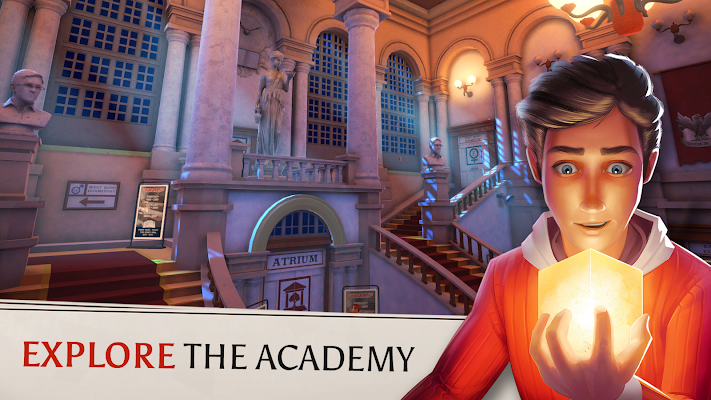 The Academy: The First Riddle Screenshot Image