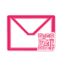 QRCode Message icon