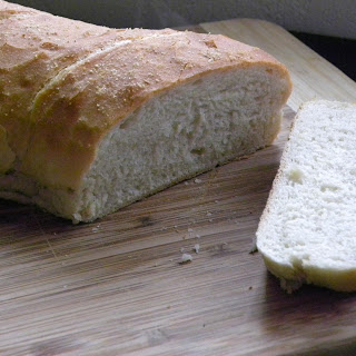 Homemade French Bread.