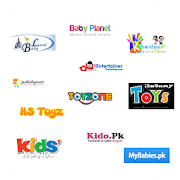 Online Shopping Kids Pakistan