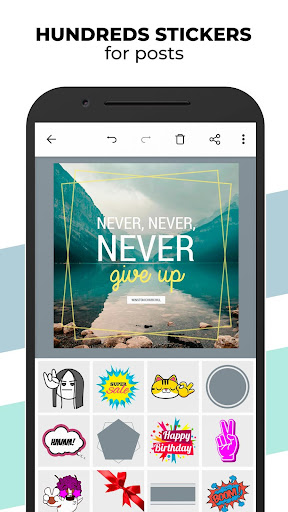 Posters: Insta Story Maker, Animated Story editor 1.4.6 Apk for Android 6