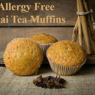 Allergy Free Chai Tea Muffins Recipe