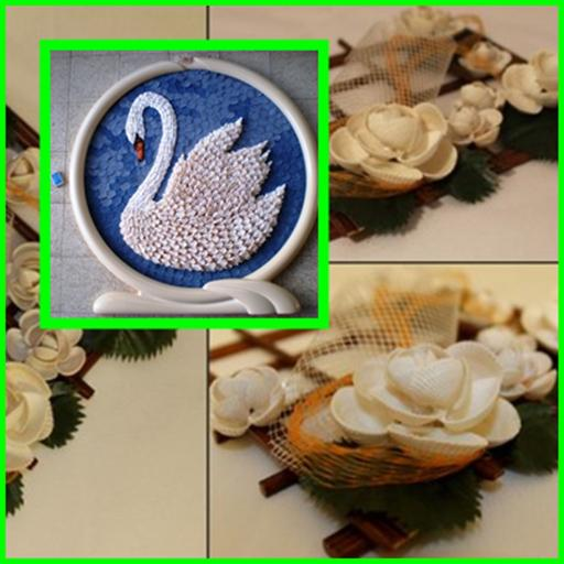 DIY Seashell Craft Ideas (app)