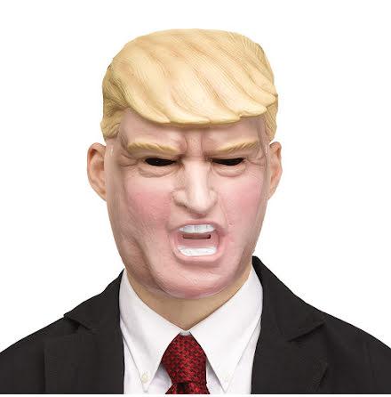 Mask, Trump 1/2