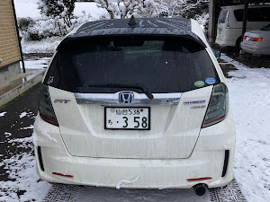 フィット GP1 平成23年式のカスタム事例画像 (^^)さんの2020年12月16日21:08の投稿