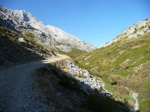 Photo: A la derecha siempre queda el arroyo Mazobres