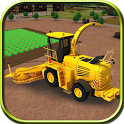 Forage Harvester Simulator 3D icon