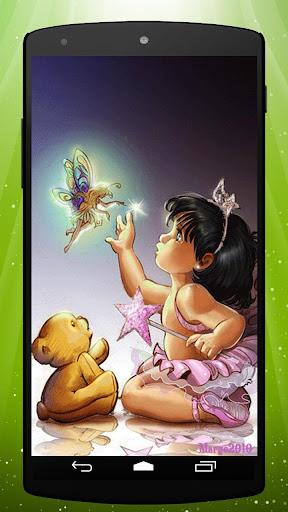 Fairy Godmother Live Wallpaper
