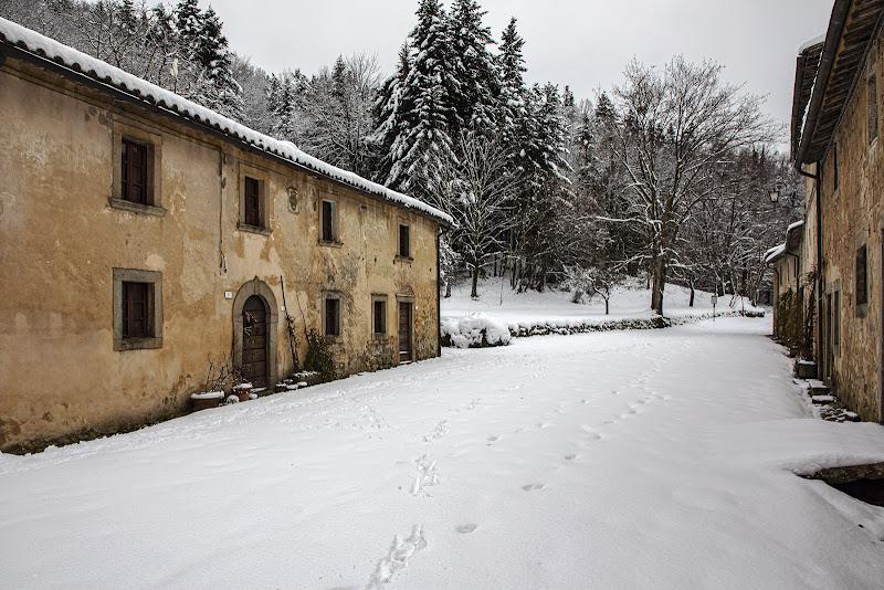 Il silenzio del borgo.... di stefanogaleotti