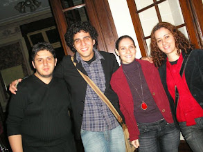 Photo: [dia 29, sexta] edu, renan, caru e fernanda