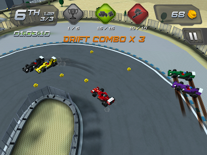 LEGO Speed Champions Screenshot