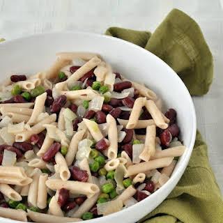 Kidney Bean Pasta.