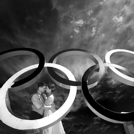 Fotógrafo de bodas Alik Kurmangulov (Albert87). Foto del 12.12.2016
