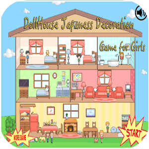 Doll House Japanese Decoration for PC and MAC