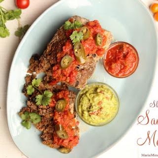 Slow Cooker Santa Fe Meatloaf Recipe