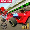 Formula Racing Car Games - Highway Car Drive icon