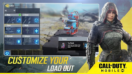 Call of Duty Mobile APK+OBB 6