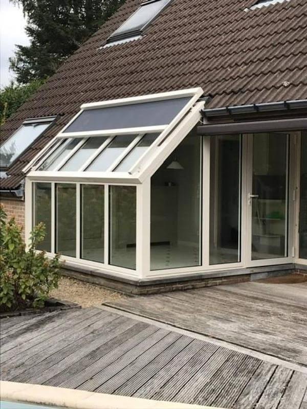 Zonnewering veranda