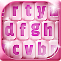 Pink Keyboard Themes icon