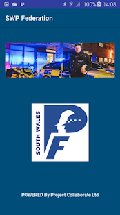 South Wales Police Federation- screenshot thumbnail