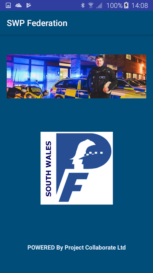 South Wales Police Federation- screenshot