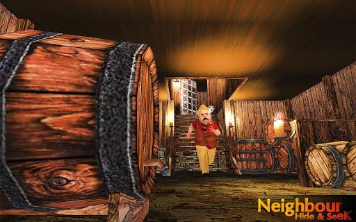 Scary Neighbor Escape Game 1.4 screenshots 13