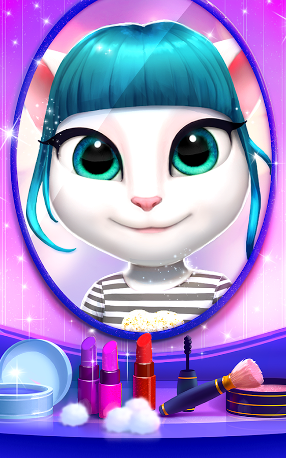 My Talking Angela- screenshot