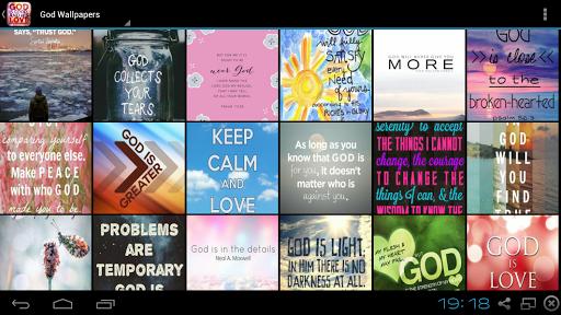 玩免費個人化APP|下載God Wallpapers app不用錢|硬是要APP