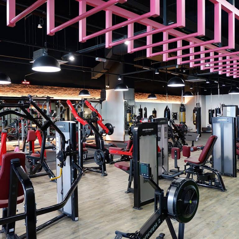 Lifenfitness ekocheras gym in cheras