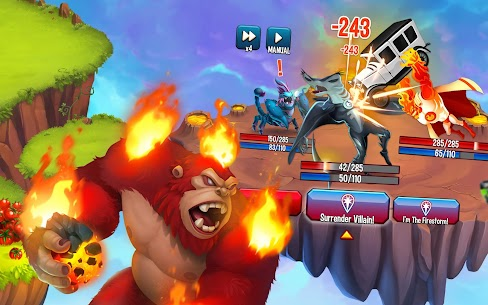 Monster Legends Mod Apk (Damage/Always 3 Stars) 14