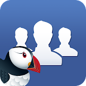 Puffin for Facebook