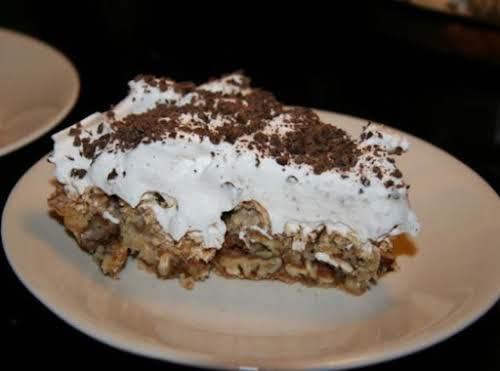 """German Pecan Pie """"This is a fantastic tasting pie. Very easy to..."""