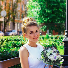 Wedding photographer Anastasiya Ulyanova (photoulyanova). Photo of 26.06.2017