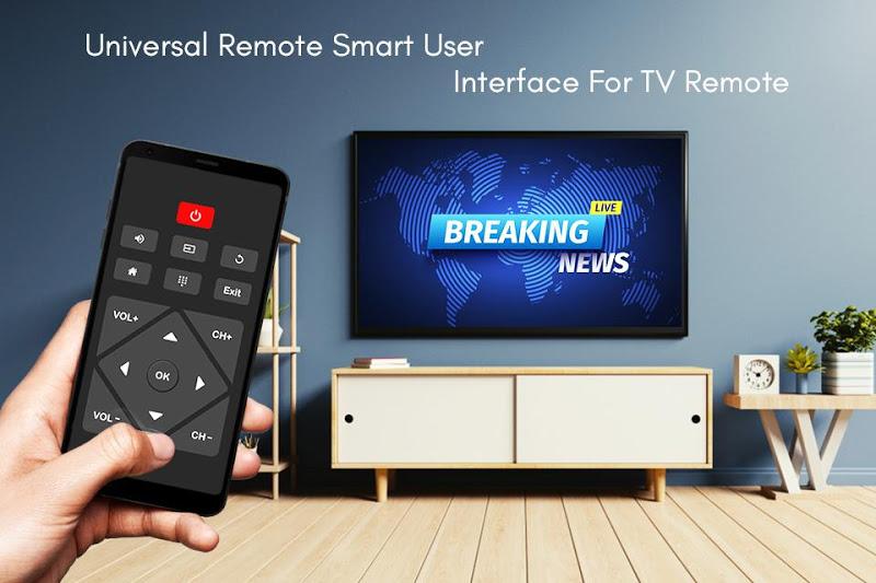 Скриншот TV Remote Control : Universal Remote