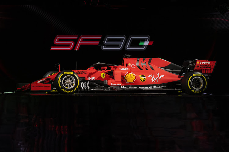 Ferrari has high hopes for its 2019 challenger